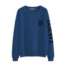 Loewe アナグラム スエットシャツ安いおすすめロエベ コピー パーカーサイズ爽やかおしゃれコーディネート2019AW新作