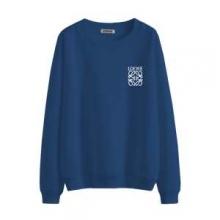 大人の必需品Loewe Anagram Sweatshirt ロエベ パーカー安いおすすめスウェットシャツブランド コピーカジュアルコーディネート