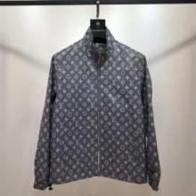 今季おすすめランキングヴィトン コピー LVモノグラムシャドウショートジャケット Louis Vuittonナイロンメンズウェア
