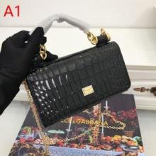 ドルチェ&ガッバーナ Dolce&Gabbana ハンドバッグ 4色可選 2019/2020年AW人気ブランド とても良い抜け感を演出