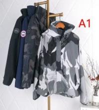 カナダグース 手頃な価格に新商品おすすめ  Canada Goose先取り2019/2020秋冬ファッション ハーフコート 一気に大人のこなれ感抜群 多色可選