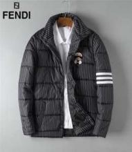 今シーズンの新作防寒着  フェンディ FENDI 実用性にも優れた秋冬新作 ダウンジャケット メンズ  先取り2019/2020秋冬ファッション