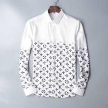 活かしてオシャレ秋冬ルイヴィトンコピーメンズシャツモノグラム新作コーデ Louis Vuitton コレクション長袖肌触り良い