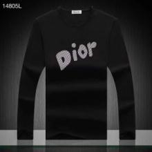 ディオール メンズ 長袖tシャツ 印象を軽やかに DIOR コピー セール ホワイト ブラック 着こなし おすすめ 933M614AT048_C900