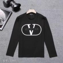 限定通販 お早めに!ヴァレンティノ 長袖tシャツ ナチュラルなコーデに最適 メンズ VALENTINO VLOGO Vロゴ コピー 3色 セール