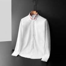シャツ メンズ DIOR コーデをスタイリッシュに映える限定品 ディオール コピー 黒白2色 ハチ刺繍 通勤通学 おしゃれ 最低価格