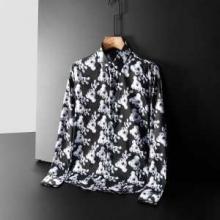 お手頃高品質な人気ドルガバスーパーコピー メンズシャツDolce&Gabbana 新作快適な着心地長袖シャツ着用感すごい