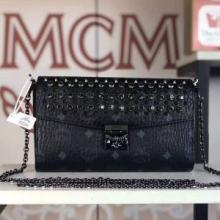 MCM ショルダーバッグ 斜めがけ エムシーエム コピー 激安スターク レディース素敵プレゼント エレガント品質保証通販