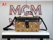 注目新作MCM ROCKSTAR VANITY CASE ショルダーバッグ 激安 エムシーエム コピー 化粧品バッグ活躍するトレンドアイテム