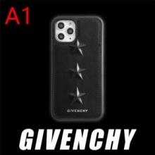 GIVENCHYスマホケースiphone11 11pro ジバンシー コピー 通販アイフォンケース銀星 セレブたちも愛用 入手困難 耐衝撃