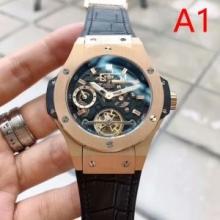 2020日本限定HUBLOT アエロフュージョン キングゴールド 腕時計 安い おすすめ ウブロ 時計 コピー 高級感人気新作