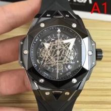 2020ウブロ 時計 おすすめ HUBLOT 腕時計 ビッグバンウニコ サンブルー II チタニウム45 mm人気トレンド新品 激安