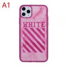 人気ランキング2019秋冬新作 3色可選  Off-White オフホワイト 大人っぽい雰囲気が感じ 携帯カバー 防寒性とデザイン性非常に優れ