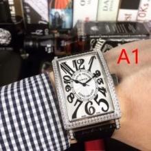 FRANCK MULLER腕時計ロングアイランドクレイジー アワーズ バゲットカット ダイヤモンドフランクミュラー コピー2020トレンド時計