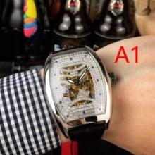 腕時計FRANCK MULLERフランクミュラー コピーCINTRE CURVEX SKELETON TOURBILLON時計2020人気ランキング激安メンズ