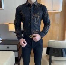 2020限定価格HERMES エルメス メンズ シャツ ブランド コピー 柔らかな着こなし 最新入荷お得ファション高級長袖シャツ