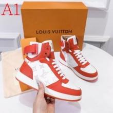 注目の最新ヴィトン リヴォリ・ライン スニーカー1A5EQI履き心地LOUIS VUITTON コピー 靴2020春夏トレンドファション