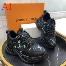 芸能人ヴィトン スニーカー サイズ感 履き心地着こなしLOUIS VUITTON スーパーコピー ハイトップ靴コーデ 2020春夏トレンド