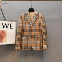 バーバリー 2020秋冬新作 数に限りがある BURBERRY スーツ 風合いが出る
