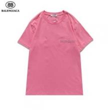 派手 :比较华丽的 3色可選 バレンシアガ BALENCIAGA 半袖Tシャツ 2021春夏 バレンシアガ偽物ブランド