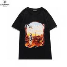 2021春夏 バルマン BALMAIN 半袖Tシャツ BALMAINスーパーコピー 激安 2色可選 2021春夏