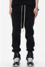 限定大特価!最高級クオリティ保障韓国ファッション美脚Rick Owensリックオウエンスジョガーパンツ