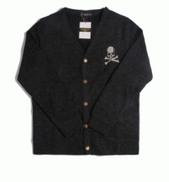 新品入荷★ファッションジュアルなmastermind マスターマインド カーディガン  セーター長袖
