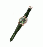 HOT本物保証可愛いデザインGAGA MILANOガガミラノ レディース マニュアー  時計