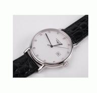 赤字超特価セールLONGINES ロンジン エレガント コレクション L4.309.4.87.2日付表示 高性能 腕時計