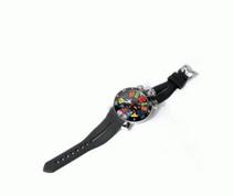 驚きの低価格GAGA MILANOガガミラノ クロノ 6050.2 45MM 日付表示 腕時計 カラフル お洒落