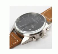 爆買い品質保証BELL&ROSS ベル&ロス 時計 日付カレンダー付き おしゃれ 革ベルト レザー 薄型 シンプル 男女兼用