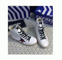 2017お買い得セール通気性が良いGOLDEN GOOSE ゴールデングース スニーカー ハイカット 学生靴 カジュアル シューズ 2色可選