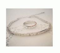お買い得新品華やかBVLGARI ブルガリ ブレスレット リング 2点セット誕生日 プレゼント パーティー 女性 AN858097