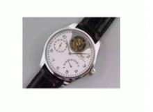 HOT新作登場アイダブリューシー IWC ポルトギーゼ 自動巻き レザー ベルト おしゃれ カジュアル 腕時計 2色可選