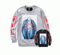 秋冬爆買い品質保証HBA フッドバイエアー コピー Tシャツ 長袖 ロゴ プリント 吸汗 速乾 綿 インナー トップス