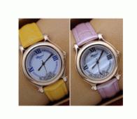 人気セール得価CHOPARD ショパール 時計 インペリアーレ レザー バンド ベルト おしゃれ カジュアル 腕時計 2色可選