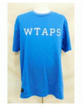 春夏数量限定低価WTAPS ダブルタップス tシャツ ロゴプリント カジュアル 吸汗速乾 無地 半袖 クルーネック ロゴT