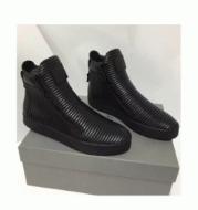 品質保証安いGIUSEPPE ZANOTTI ザノッティ 靴 ハイカットスニーカー メンズ おしゃれ ジップ カジュアル シューズ 革靴