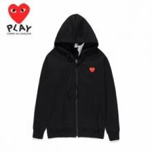 デザイン性抜群 多色可選  コムデギャルソンジャケットパーカセーターコート 2018年春夏新品