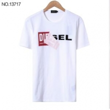 半袖Tシャツ 4色可選 ディーゼル DIESEL 柔らかい手触り 2018爆買い新作登場 ランキング1位