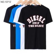 4色可選 ディーゼル DIESEL 2018ss トレンド 半袖Tシャツ プチプラファッション