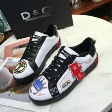 今さら聞けない! 2色選択可 ドルチェ&ガッバーナ Dolce&Gabbana 2018年モデルスニーカー、靴