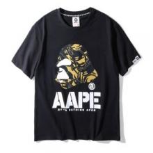 ア ベイシング エイプ A BATHING APE 2色可選 2018新作 半袖Tシャツ 半額以下SALE