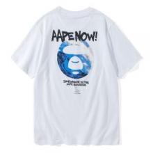2018ss 超人気高品質 トレンド 半袖Tシャツ ア ベイシング エイプ A BATHING APE 2色可選