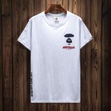 半袖Tシャツ ギフトラッピングOK 2018新作新品 ア ベイシング エイプ A BATHING APE 2色可選