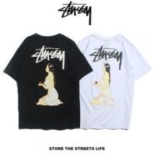 半袖Tシャツ 2018年最新人気 2色可選 ステューシー STUSSY 満足度200%?