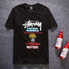 超人気高品質 2018ss トレンド ステューシー STUSSY 半袖Tシャツ 2色可選