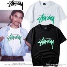 おしゃれ流行 ステューシー STUSSY 半袖Tシャツ 2色可選 2018年最新人気