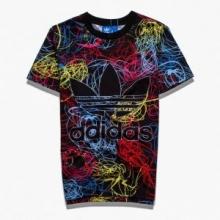 半袖Tシャツ 2018年最新人気 アディダス adidas オシャレ度アップ