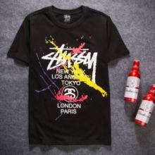 2018新作新品 絶大な人気を誇るアイテムおすすめ ステューシー STUSSY 半袖Tシャツ 2色可選